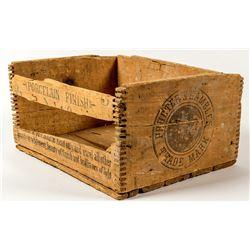 Original Procter & Gamble Mining Candle Box