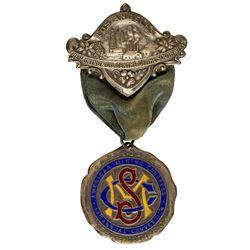 American Mining Congress Delegate Medal