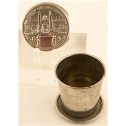 Palace of Mines Collapsible Cup/ Shot Glass
