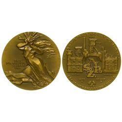 Bohemian Mining Medal