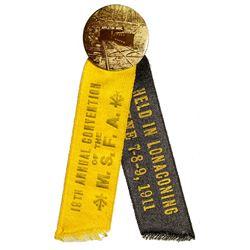 Mining Convention Badge