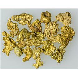 Gold from Alaska