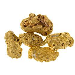 El Paso Mountain Gold Nuggets