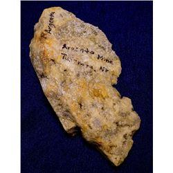 Interesting Argenta Mine Specimen