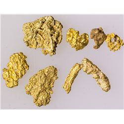 Four Samples of Northern Nevada Gold
