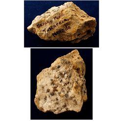 Navaho Mine, Tuscarora Silver Specimen
