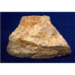 Large Navaho Mine Native Silver Specimen