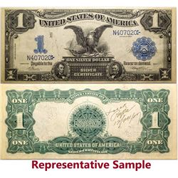 Black Eagle Silver Certificates