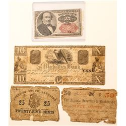 Four Southern Notes