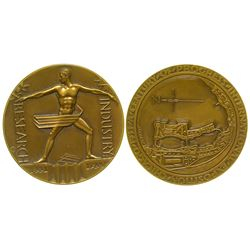 Official World's Fair Medal