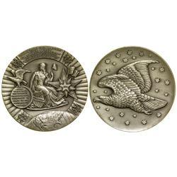 Christian Gobrecht Commemorative Silver Medal