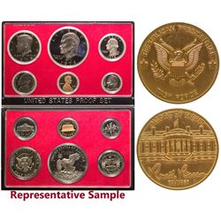 Presidential Medal of Merit and Proof Sets