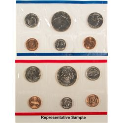 U.S. Mint Uncirculated Sets
