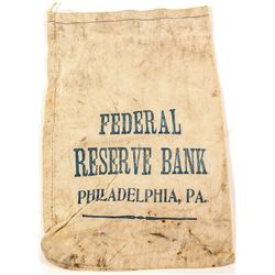 Silver Dollar Bag from the Federal Reserve Bank of Philadelphia