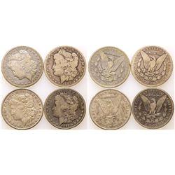 Carson City Morgan Dollars
