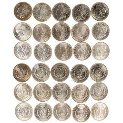 BU Morgan Dollars