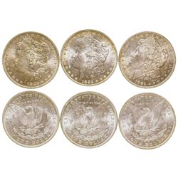 New Orleans UNC Silver Dollar Set
