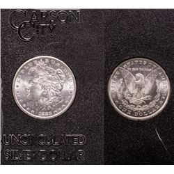 1883 GSA CC Silver Dollar