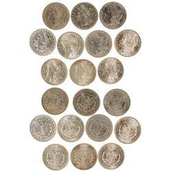 New Orleans Morgan Dollars
