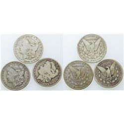 Key Date San Francisco Morgan Dollars