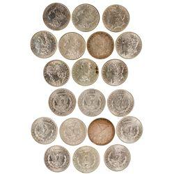 Philadelphia Morgan Dollars