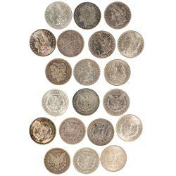 Morgan Dollars: Early Twentieth Century.