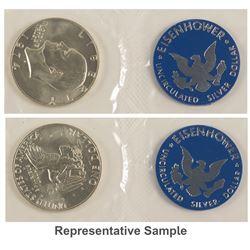 Eisenhower Silver Dollars