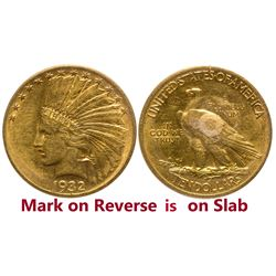 Indian Head $10 Gold Piece