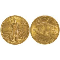 St. Gaudins $20 Gold PIece