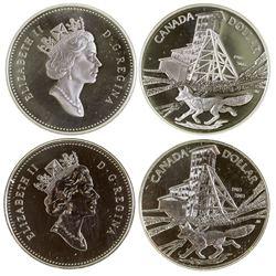 Cobalt Mining Silver Dollars