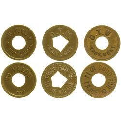 Troy Tokens