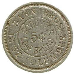Hahn Bros. Token