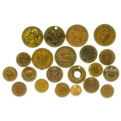 Civil War Tokens and More