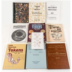 Token & Medal Guide Books