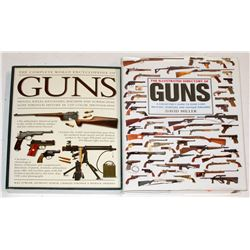 Two Expensive Illustrated Encyclopedia of Guns