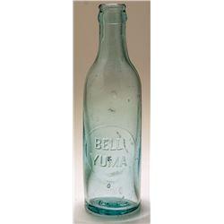 Bell Yuma Soda Bottle