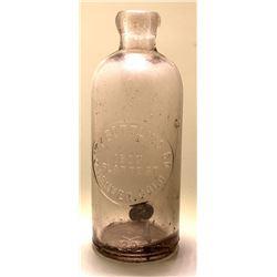 City Bottling Co. Denver Clear Hutch