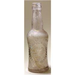 Bludwine Soda Bottle