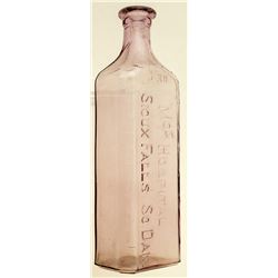 Large Moe Hospital Bottle