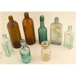 Antique Bottles Found in Nevada