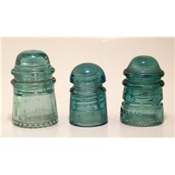 Three early Green Insulators