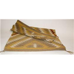 Navajo Eye Dazzler Weaving