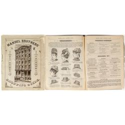 Mandel Brothers' 1880 Spring and Summer Shopping Guide