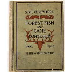 State of New York Forest, Fish and Game Commission