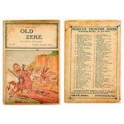 """""""Old Zeke"""" by Samuel FLetcher"""