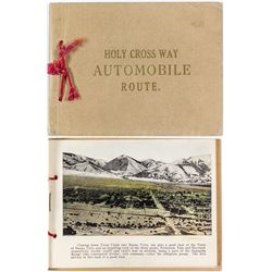 Holy Cross Way Automobile Route Photo Book