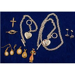 Misc. Group of Jewelry