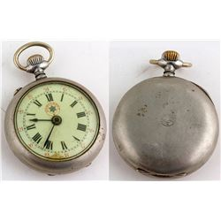 Cortebert 1906 Pocket Watch with Possible connection to Mussolini