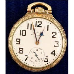 Vintage Hamilton Railway Special Pocket Watch