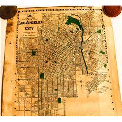 Maps of San Francisco, Oakland, & Los Angeles